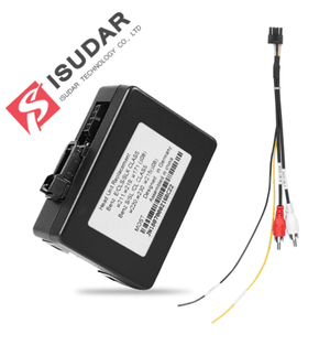 ISUDAR Car Optical Fiber Decoder For Mercedes/W211/E Class S Class W220 - SEO Optimizer Test