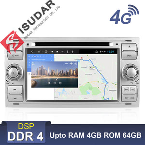 ISUDAR H53 2 Din Android Car Radio For Ford/Mondeo/Focus/Transit/C-MAX/KUGA - SEO Optimizer Test