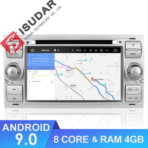 ISUDAR 2 Din Auto radio Android 9 Octa core For Ford/Mondeo/Focus/Transit/C-MAX - SEO Optimizer Test