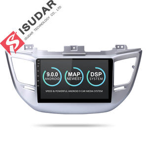 ISUDAR 1 Din Auto radio Android 9 For Hyundai Tucson/IX35 2016 2017 - SEO Optimizer Test