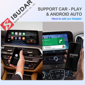 ISUDAR H53 1 Din Android Car Radio For Hyundai/Creta/IX25 2015-2018 - ISUDAR Official Store