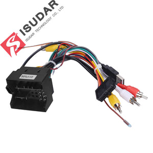 ISUDAR special ISO cable for car radio of Volkswagen - SEO Optimizer Test
