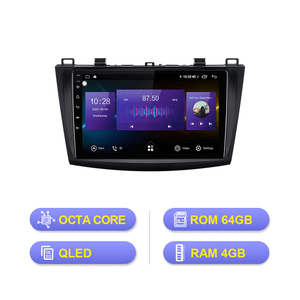 ISUDAR 8core carplay Android 10 Auto Radio For Mazda 3 2010 2011 2012 2013 - ISUDAR Official Store
