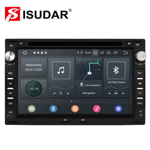 ISUDAR 2 Din Octa core Auto radio Android 10 For VW t5/Passat/Golf/Skoda - SEO Optimizer Test