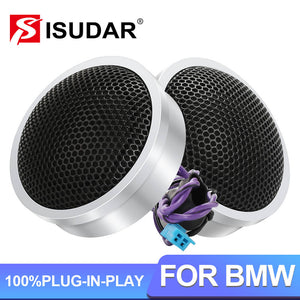 ISUDAR Car Doors Tweeters For BMW E60 E70 E81 E90 F10 F20 F22 F23 F30 G20 G30 - ISUDAR Official Store