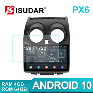 ISUDAR Voice control rockchip Car Radio For Nissan Qashqai 1 J10 2006-2013 - SEO Optimizer Test
