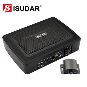 ISUDAR SU6901 Car Underseat Subwoofer Active Amplifier - ISUDAR Official Store