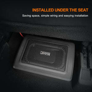 ISUDAR SU6901 Car Subwoofer Amplifier - ISUDAR Official Store