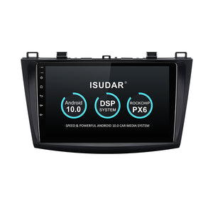 Isudar 1 Din 9 inch 4G Android 10 Radio For Mazda 3 2010 2011 2012 2013 - ISUDAR Official Store