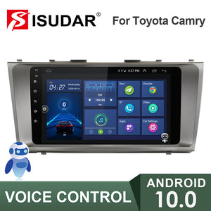 ISUDAR V57S 2 Din Android 10 Car Radio For Toyota Camry 7 XV 40 2006-2011 - ISUDAR Official Store