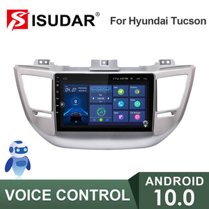 ISUDAR octa core Android 10 Car Radio For Hyundai/Tucson 3 2015-2018 - ISUDAR Official Store