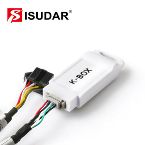 ISUDAR K-Box For B59/A39/A59/PX6 Auto radio Zlink - ISUDAR Official Store