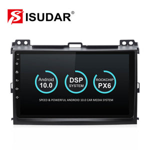 ISUDAR 1 Din Android 10 Car Radio For Toyota/Prado 120 2004-2009 - SEO Optimizer Test