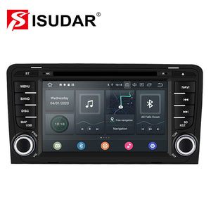 ISUDAR 2 Din Auto radio Android 10 Octa core For Audi A3 8P/A3 - SEO Optimizer Test