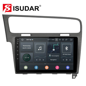 ISUDAR 1 Din Auto radio Android 10 Octa core For VW/Volkswagen/Golf 7 - ISUDAR Official Store