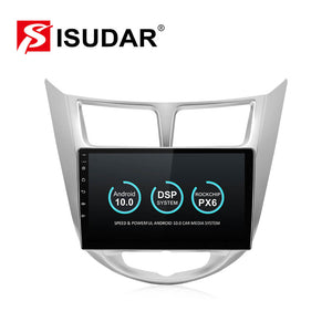ISUDAR Android 10 4g Auto Radio For Hyundai/Solaris/Verna 2010-2016 - SEO Optimizer Test