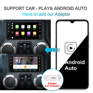 Isudar PX6 Android 10 1 Din Car Multimedia Auto Radio For Jeep/wrangler/patriot/compass - ISUDAR Official Store