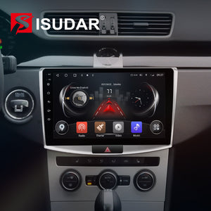 PRE-SALE!! The latest model T72 Auto Radio For VW/Volkswagen/Passat B6 B7 - ISUDAR Official Store
