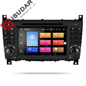 ISUDAR 2 Din Auto radio Android 9 For Mercedes/Benz/Sprinter/W203/A180/A-class - SEO Optimizer Test