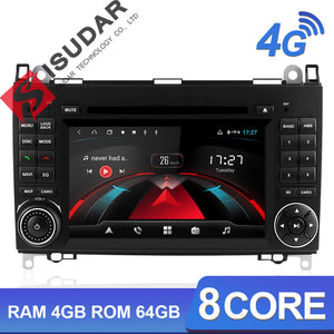 ISUDAR H53 2 Din Android Car Radio For Mercedes/Benz/Sprinter/W169/B200 - SEO Optimizer Test