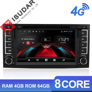 ISUDAR H53 2 Din Android Car Radio For Volkswagen/Touareg/T5 - ISUDAR Official Store