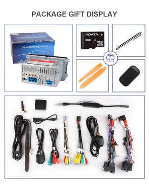 ISUDAR H53 2 Din Android Car Radio For VW/Volkswagen/Polo - SEO Optimizer Test