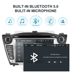 Isudar PX6 2 Din Android 10 Car Multimedia Player GPS For Hyundai/IX35/TUCSON - ISUDAR Official Store