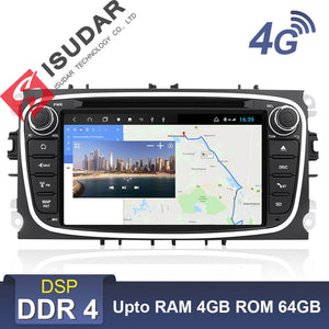 ISUDAR H53 2 Din Android Car Radio For FORD/Focus/Mondeo/MAX - ISUDAR Official Store