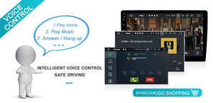 ISUDAR Voice Control Passcode For ISUDAR PX6/T72model - ISUDAR Official Store