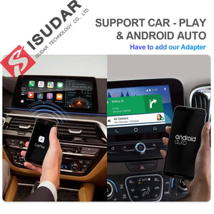 ISUDAR K-box Carplay Zlink For ISUDAR H53/T8 Series DVD Player - ISUDAR Official Store