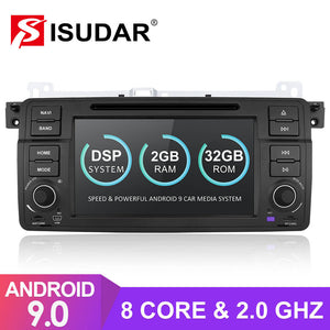 Isudar 1 Din T8 2+32G Android 9 Auto Radio For BMW/E46/M3 - SEO Optimizer Test