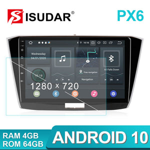 ISUDAR PX6 Android 10 Autoradio For VW Passat b8 Magotan 2015-2018 - SEO Optimizer Test