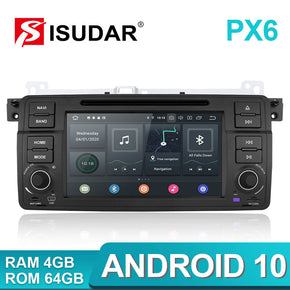 PX6 Auto Radio For BMW