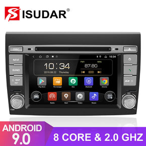 T8 octa core Android 9 car radio for Bravo