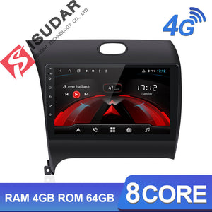 ISUDAR H53 1 Din Android Car Radio For Kia CERATO K3 FORTE 2013-2016 - ISUDAR Official Store