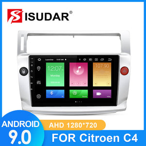 ISUDAR 2+32G Car Radio For Citroen C4 C-Triomphe C-Quatre 2004-2009 - ISUDAR Official Store