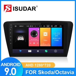 ISUDAR L49 Car Radio For Skoda/Octavia 2014 2015 2016 2017 - SEO Optimizer Test