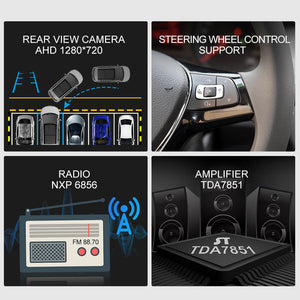 ISUDAR L49 Car Radio For VW/Volkswagen/Magotan/Passat B6 B7 2 din Android 9 - SEO Optimizer Test