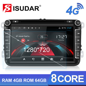 ISUDAR H53 with HD Display 2 Din Android Car Radio For Volkswagen/Polo - ISUDAR Official Store