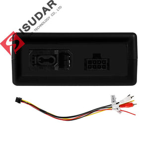 ISUDAR Car Optical Fiber Decoder For Mercedes/ML/GL/R/Porsche/2005-2012 For Bose/Harman - ISUDAR Official Store
