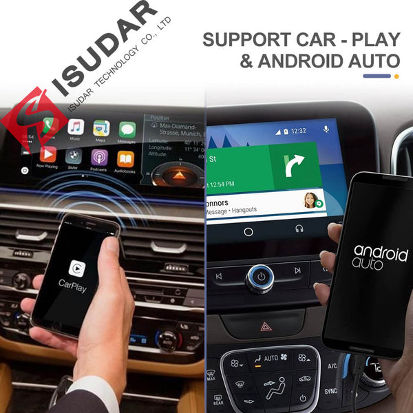 ISUDAR Car Audio Head Units H53 Android 9 0 with 30% off