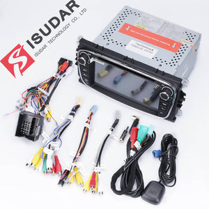 ISUDAR H53 2 Din Android Car Radio For FORD/Focus/Mondeo/S-MAX/C-MAX/Galaxy - SEO Optimizer Test