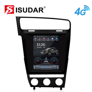ISUDAR H53 1 Din Android Car Radio For VW/Volkswagen/Golf 7 2013- - ISUDAR Official Store