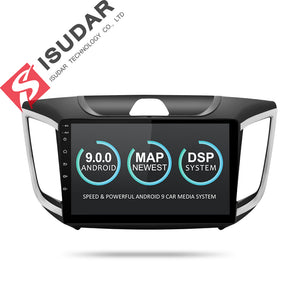 ISUDAR 1 Din Auto radio Android 9 For Hyundai/Creta ix25 - SEO Optimizer Test