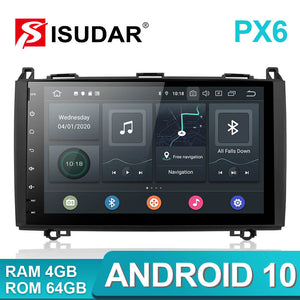 Isudar Android 10 Auto Radio For Mercedes/Benz/Sprinter/Viano/Vito/B-class/B200/B180 - SEO Optimizer Test