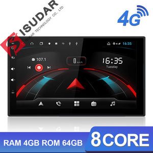 ISUDAR H53 2 Din Android Car Radio For Nissan/Xtrail/Universal/T5 - SEO Optimizer Test