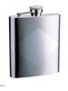 Hip Flask - 8oz Diamond Accent