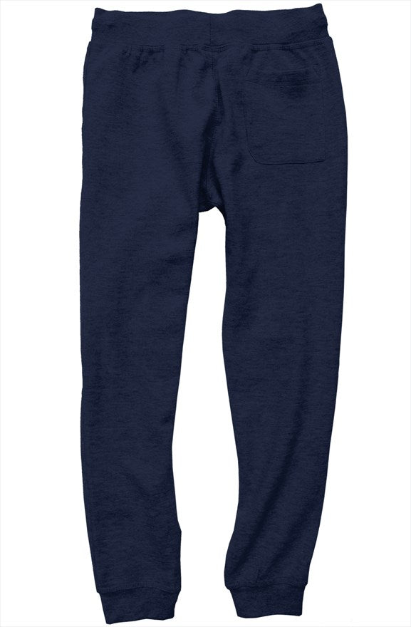 COASTL Premium Navy Joggers - COASTL Clothing
