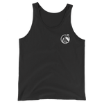 COASTL Circle Logo Tank - COASTL Clothing