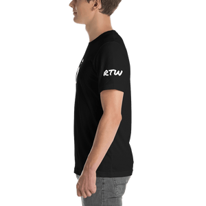 Short-Sleeve Unisex COASTL Ride the Wave T-Shirt - COASTL Clothing